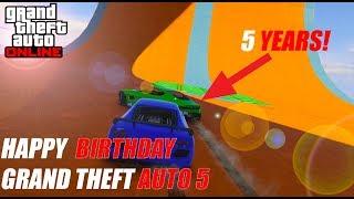 GTA Online #30 - Grand Theft Auto's Birthday! (2 Hour Speical!)