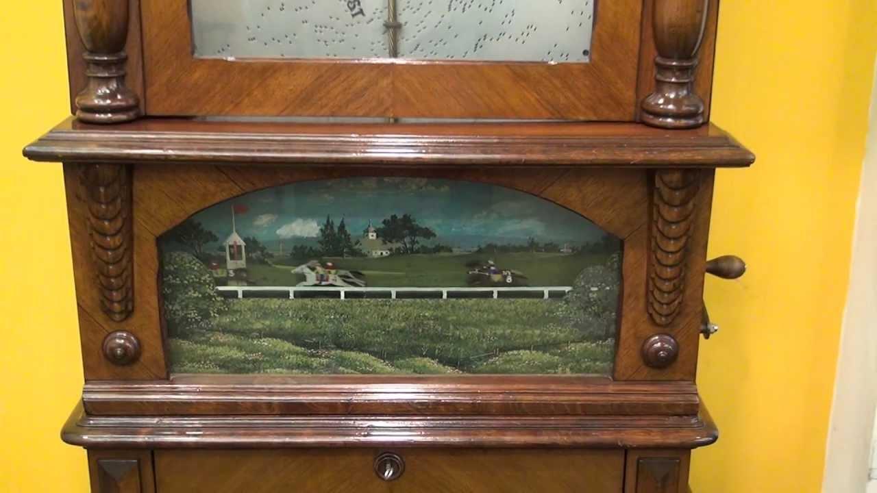 Kalliope Panorama Rare Antique Disc Music Box