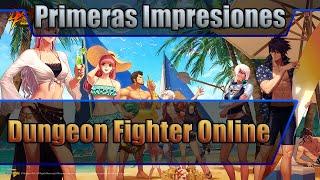 dungeon fighter online en espaol   steam 2016