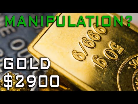 Gold Price Manipulated, Should Be $2900 - Max Keiser