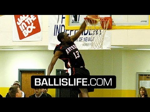 956e2517b0a James Harden In High School OFFICIAL Mixtape! The Making of The BEARD!