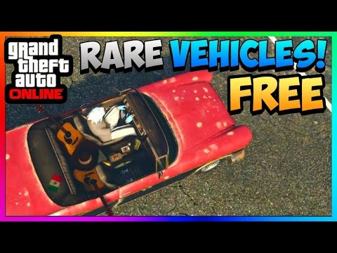 "GTA 5 Online: STORE RARE CARS FOR FREE! - ""Mexican Mariachi"" Spawn Location! PS3/PS4/Xbox/PC 1.37 - 동영상"