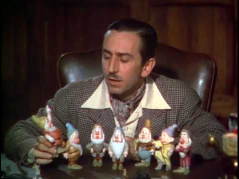 Snow White and the Seven Dwarfs (1937): Trailer 1 HQ