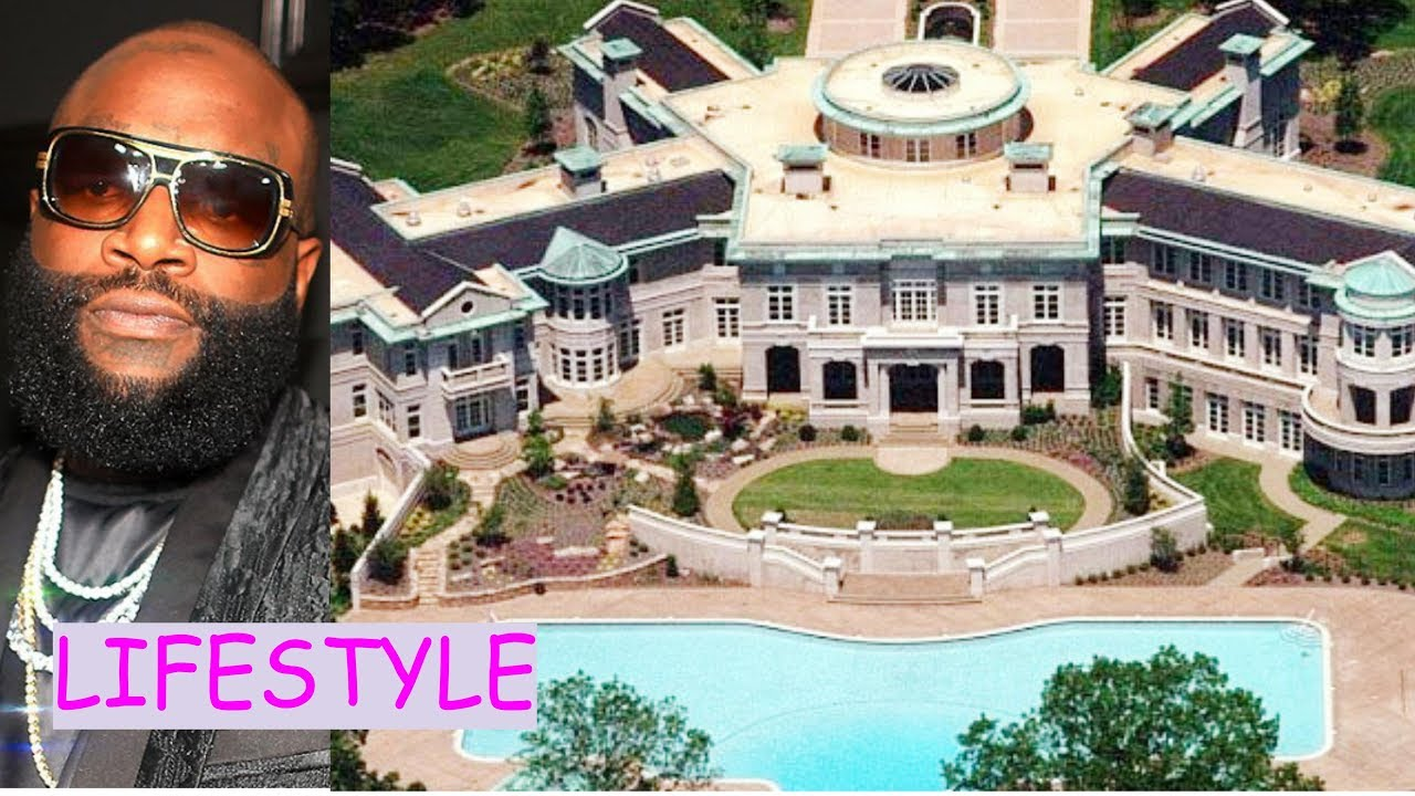 Rick Ross Lifestyle (cars, house, net worth) - YouTube