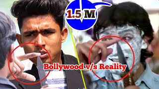 BOLLYWOOD VS REALITY | ROUND2HELL | R2H | ROUND TO HELL