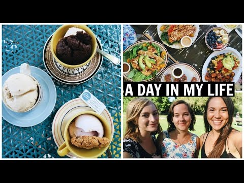 EXPLORING SEATTLE // Epic Vegan Food + Friends