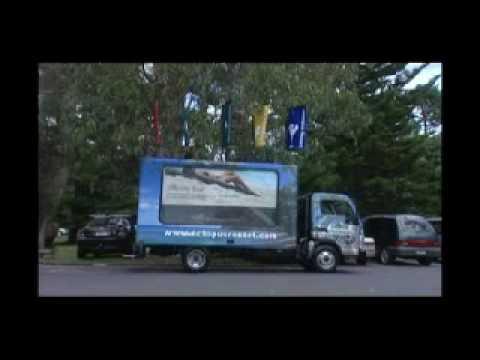 Mobile Billboards Advertising Truck in Los Angeles | 1-866-446-1774