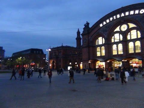A November eve in Bremen