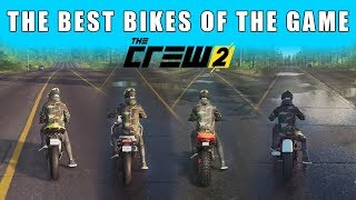 The Crew 2 - The Best Bikes of The Game
