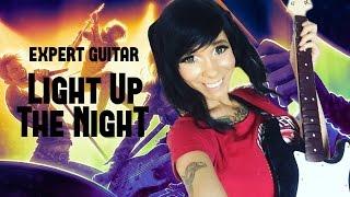Light Up The Night - Rock Band 4 Expert Guitar 100% Gold Stars (Not a FC)