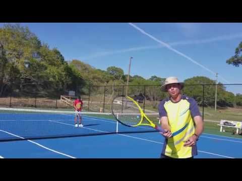Practicing and Developing Better Volley's. Tennis Fundamentals. 5KTennis Dauphin Island Alabama