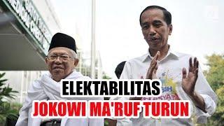 Elektabilitas Jokowi Ma'ruf Turun, PARA Syndicate Singgung Politik 'Genderuwo' dan 'Sontoloyo'