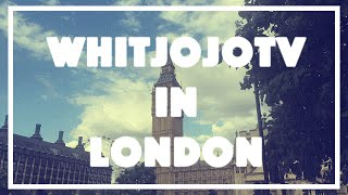 Cheerio! | WHITJOJOTV IN LONDON