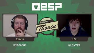 Talk to Thorin: LS on TSM's Problems at Worlds (LoL)