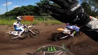 Ivo Monticelli Crash | MXGP of The Netherlands 2021 #Motocross
