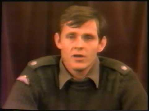 Falklands Experiences 1986 as seen by OC A Coy 3 Para