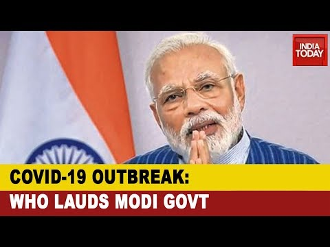 COVID-19 Pandemic: WHO Lauds Modi Government's Social Outreach During Lockdown
