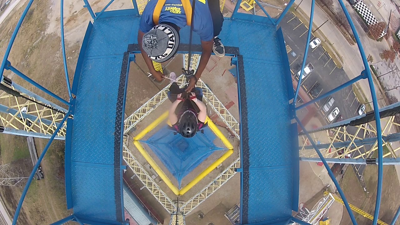 Zero Gravity Theme Park >> Zero Gravity Thrill Amusement Park 16 Story Free Fall Youtube