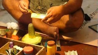 Kathakali 1: Make-up