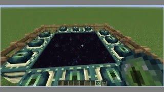 Как сделать портал в эндер мир в Minecraft