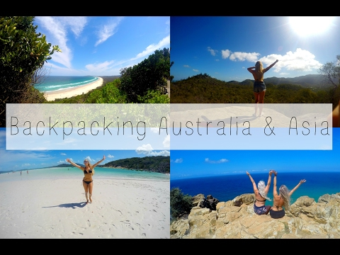 Backpacking Australia's East Coast, Philippines & Thailand 2016/2017