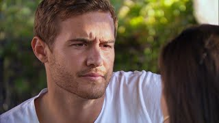 Peter Asks Alayah If She Wanted to Lie to the Producers - The Bachelor