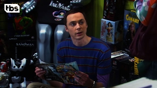Childhood Fights | The Big Bang Theory | TBS