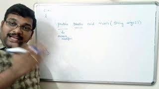 mAIN METHOD EXPLANATION - JAVA PROGRAMMING