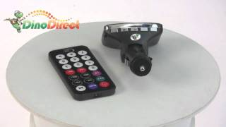 "1.8"" TFT 2GB Car MP4 Player with FM Transmitter  from Dinodirect.com"