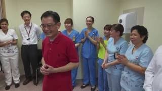 Minister Heng Swee Keat discharged from hospital thumbnail