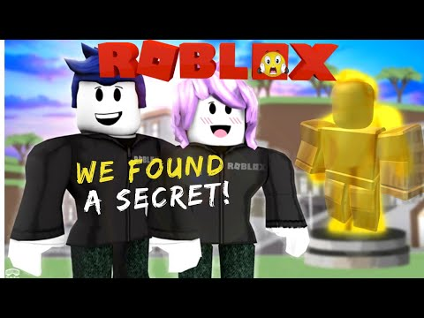 We Finally Found A SECRET! ORIGINAL!! | Roblox Guest World