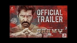 Sammy 2 official trailer ,Sammy square (2018) tamil movie official trailer