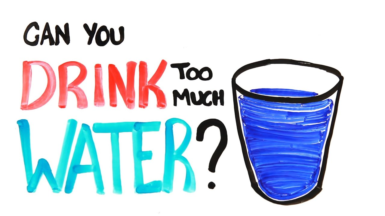Drinking Lots Of Tap Water