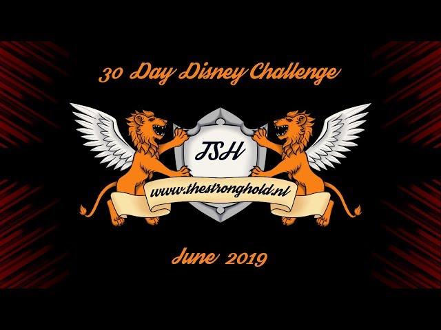 TSH june disney challenge