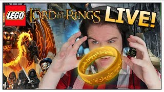 """LEGO: Lord of the Rings"" - LIVESTREAM"