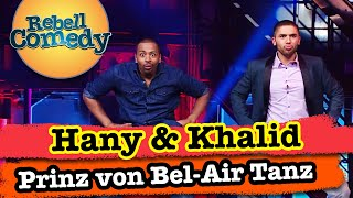 "Hany Siam & Khalid Bounouar – ""Prinz von Bel-Air""-Tanz (Jump On It)"