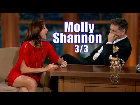 Molly Shannon - Getting Angry In Yoga Class - 3/3 Visits In Chronological Order