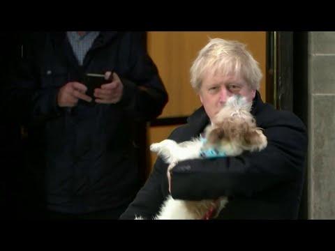 В Великобритании в разгаре внеочередные парламентские выборы.