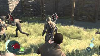 Let's Play Assassin's Creed 3 Part 26-CONTINUOUS LIBERATION!