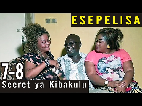 Secret ya Kibakulu 7-8 (FIN) Vue de loin, Modero, Theresia, Viya, Fatou Kayembe, Mayo, Souzy, Elko