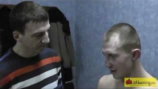 Интервью с Романом Андреевым в Подольске