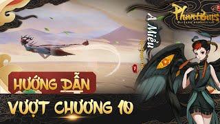 Phantoms: Dạ Hành Lục - Vượt Ải Chương 10 [Phantoms: Tang Dynasty - Chapter 10]