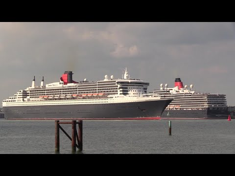 Cruise Ships In Southampton Review Of 2019