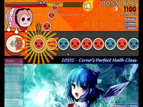 How to play osu in windowed mode