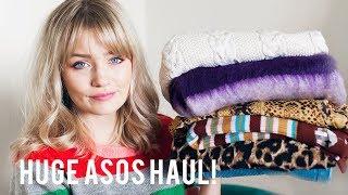 HUGE ASOS HAUL & TRY ON!   Laura Bradshaw