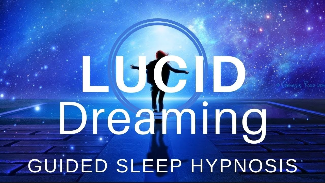 Lucid Dream Hypnosis - Fall Asleep Fast and Take Control of Your Dreams - Lucid Dreaming Meditation