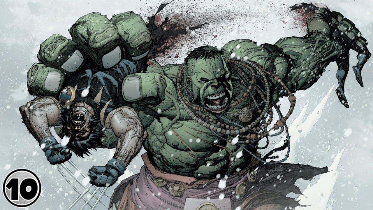 Top 10 Worst Things Hulk Has Done