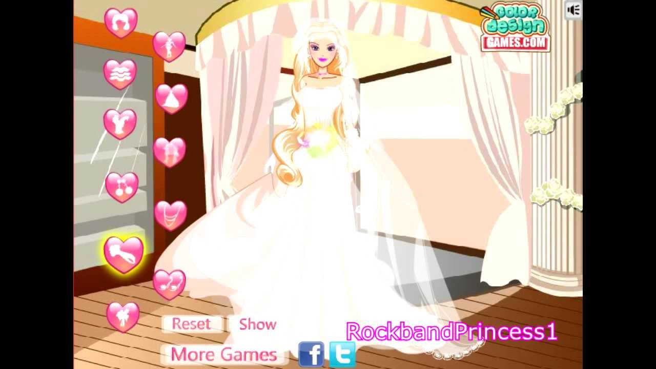 Barbie Games To Play Free Barbie Dress Up Game Youtube