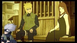 Kushina Upset with Minato - Kakashi Memories - Naruto Shippuden Ultimate Ninja Storm 3