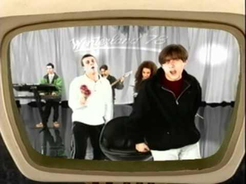 HAPPY MONDAYS - STEP ON (1990) - MULTIMEDIA BY MILK & HONEY